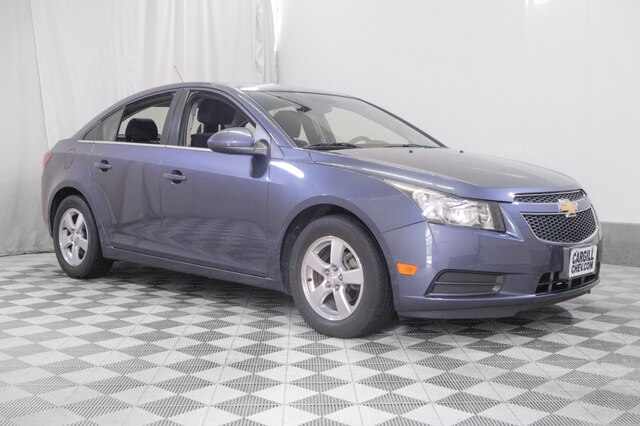 Pre-Owned 2013 Chevrolet Cruze 1LT