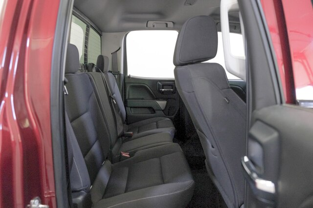 Enjoyable Pre Owned 2016 Chevrolet Silverado 1500 Lt 4Wd Machost Co Dining Chair Design Ideas Machostcouk
