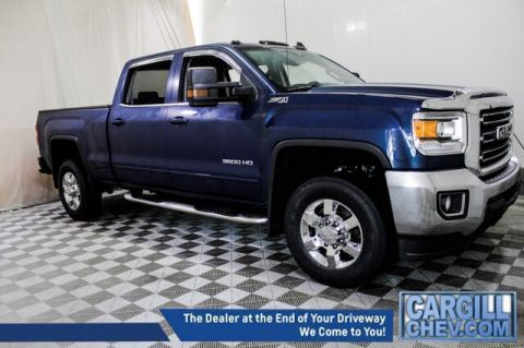 Certified Pre-Owned 2016 GMC Sierra 3500HD SLE