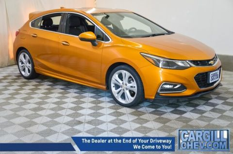 Used Chevrolet Cruze Putnam Ct